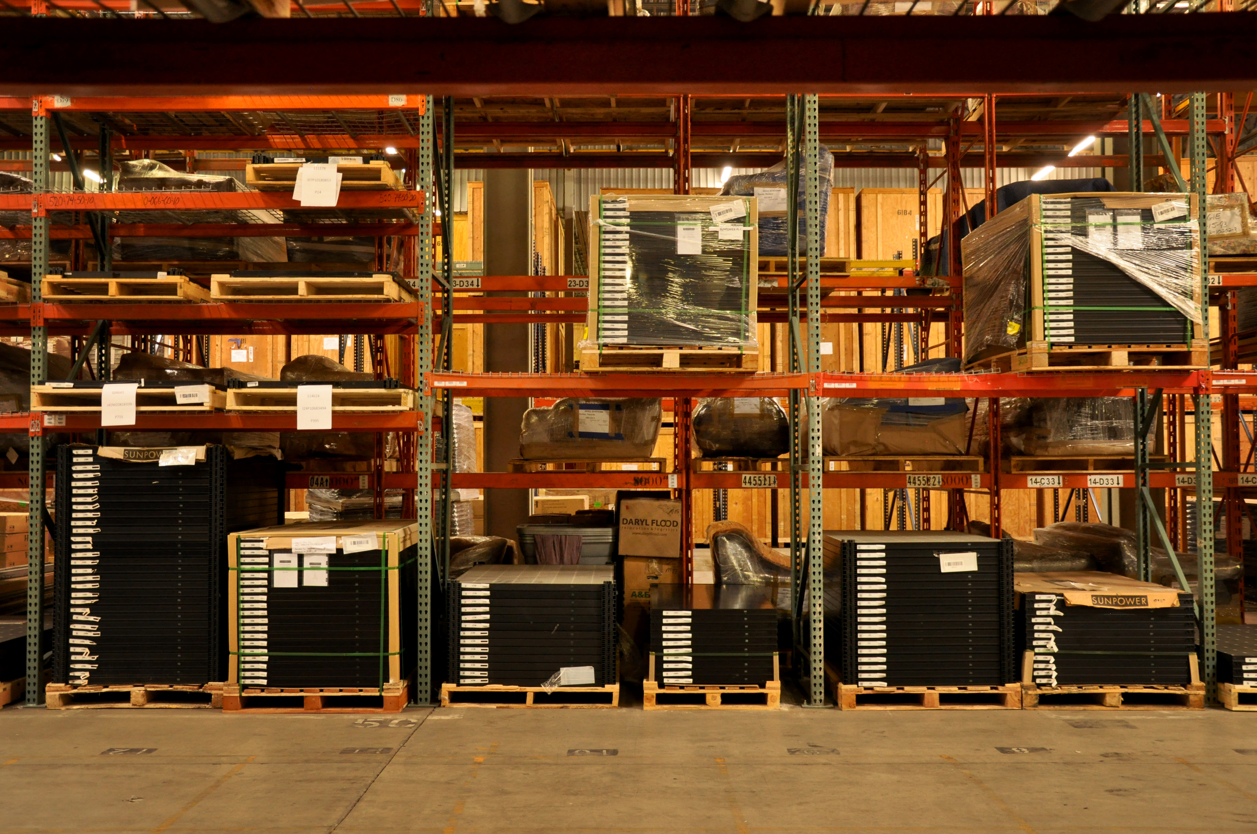 Office Furniture Assets And Inventory