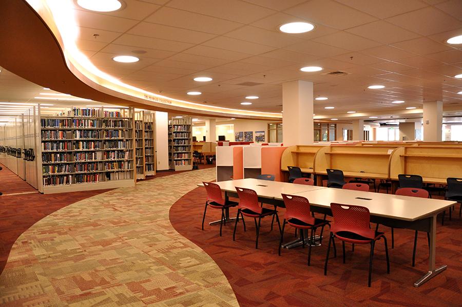21st Century Library Design For DU