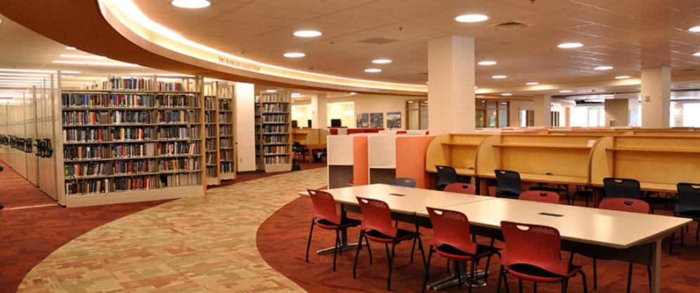 DU Anderson Academic Commons, Denver, CO