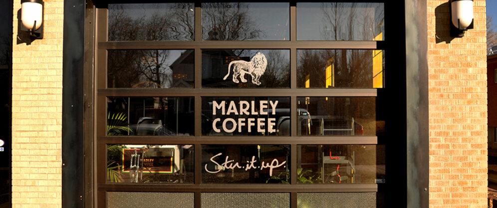 Marley Coffee, Denver, CO