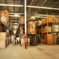 Intelligent Furniture Warehousing