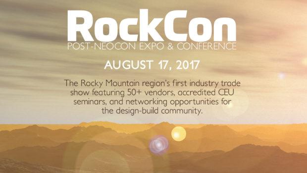 RockCon Post-Neocon Expo & Conference