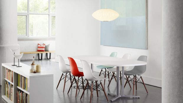 A conscious effort to make an office conducive to comfort and collaboration is a very good investment.