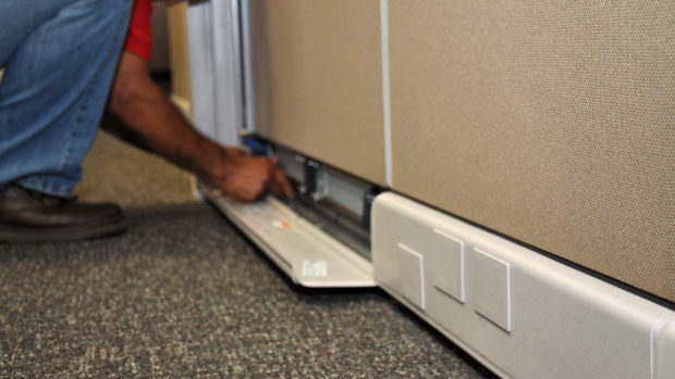 Office Furniture Reconfiguring Can Go a Long Way
